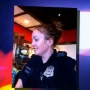Police officer discovers she has cancer after car accident