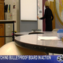 WATCH: Bulletproof Whiteboards Can Protect Classrooms