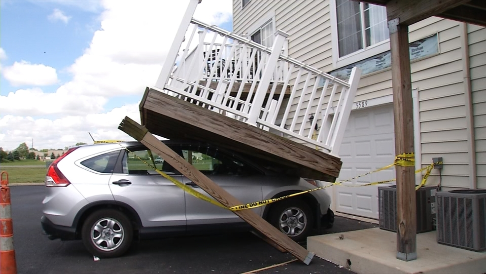 condo balcony collapse prompts 150 decks deemed unsafe wsyx