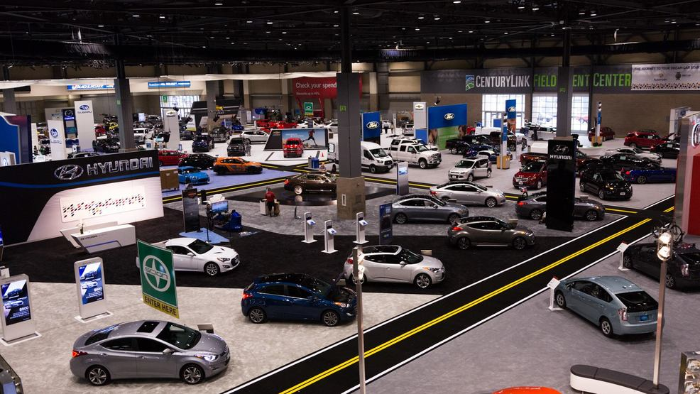 Explore The Car Tech Of Tomorrow At The Seattle International Auto - Seattle car show