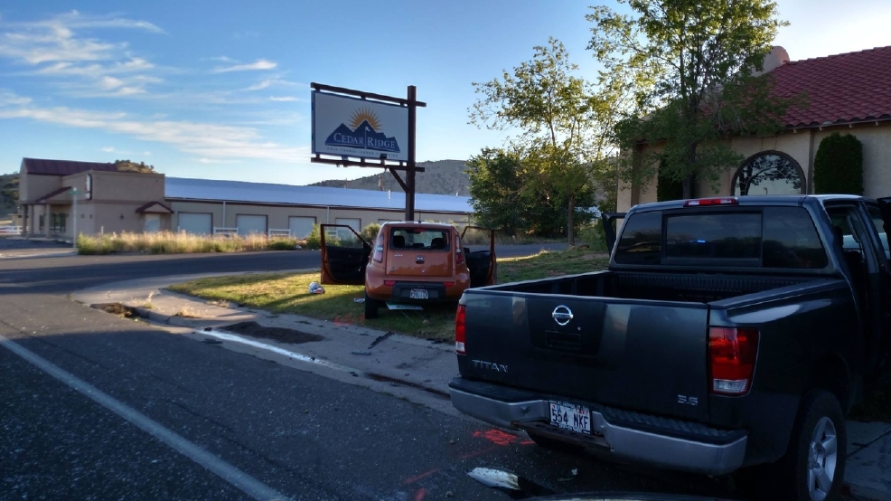One Killed, One Seriously Injured Following Fatal Crash In Cedar City