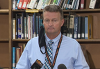 Meigs County Schools Direct of Schools Clint Baker gives bus crash update 10.28.2020 - WTVC.PNG
