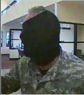"The FBI is asking for the public's assistance in identifying the bank robbers dubbed the ""Country Boy Bandits"" and their getaway driver. (Photo: FBI)"