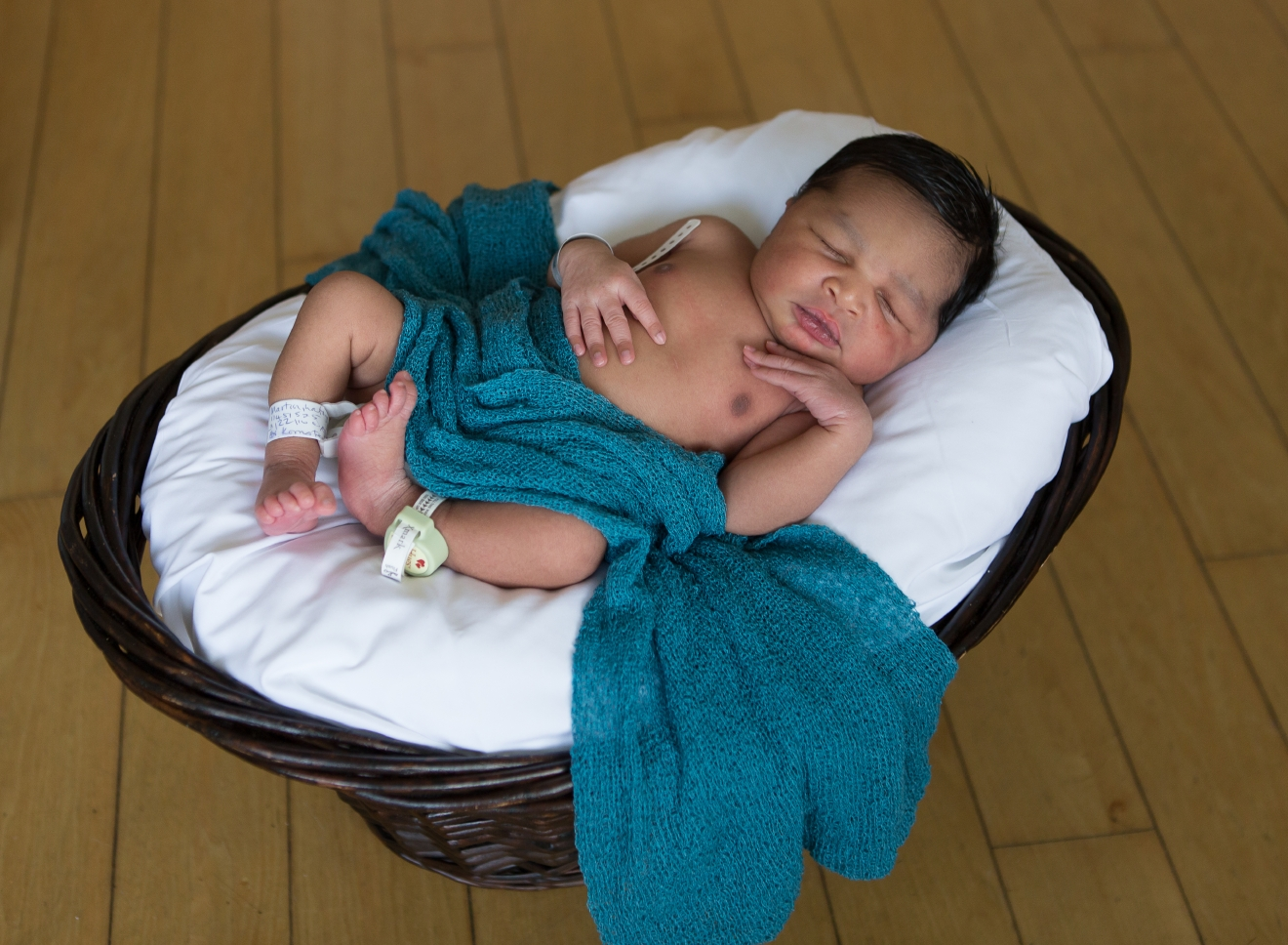 Kenrick, our Baby of the Day for April 4, 2016. Photo courtesy of Palms West Hospital and Bella Baby Photography