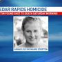 Suspicious southwest Cedar Rapids death ruled a homicide