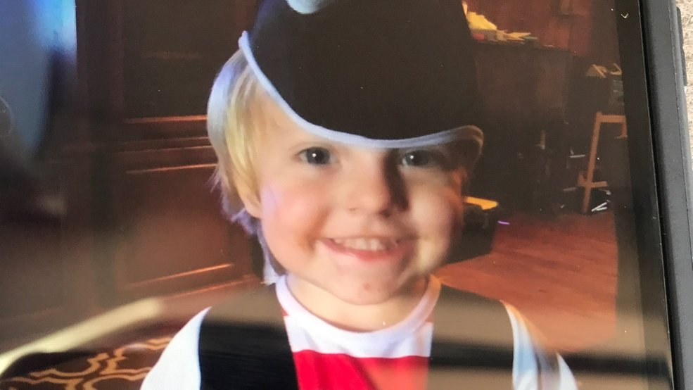 Death of Las Vegas 3-year-old boy found in desert officially ruled homicide