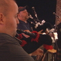 Hundreds turn out for benefit for Asheville firefighter battling cancer