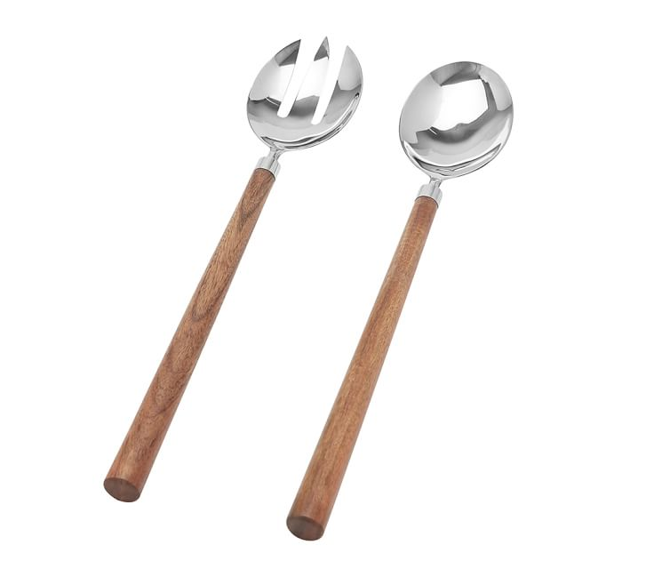 Mill 2-Piece Serving Set from Pottery Barn ($34.50). Find on potterybarn.com. (Image: Pottery Barn)