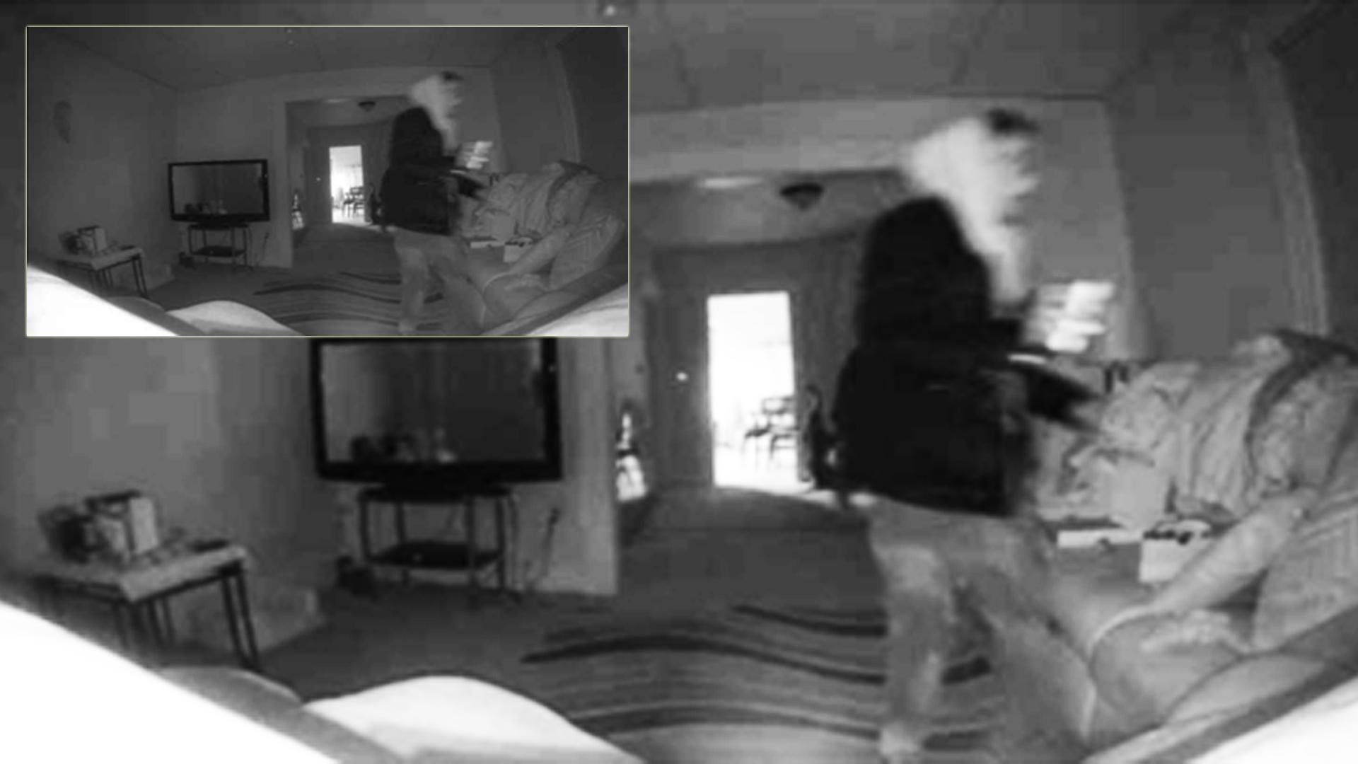 Miamisburg Police: Subject caught on camera starting duplex fire (Photo: Miamisburg Police)