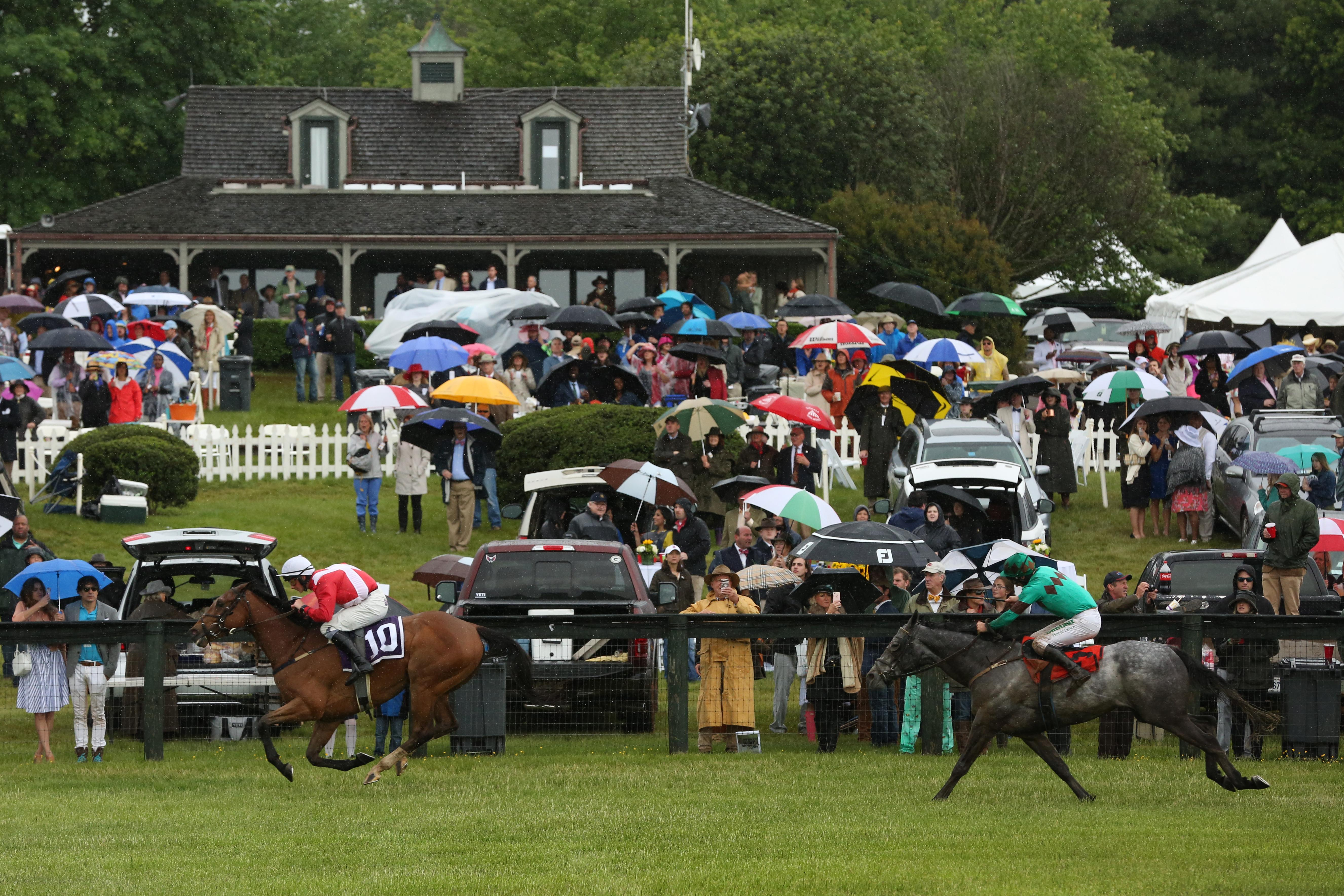 Although it's not in Upperville, locals often spend time in The Plains, which hosts Gold Cup every year. During summer and early fall, there are polo matches that draw in lots of residents. (Amanda Andrade-Rhoades/DC Refined)