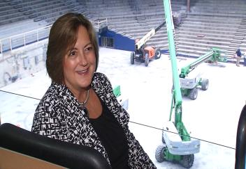 University of Dayton project manager leaving a lasting legacy (WKEF/WRGT)
