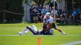 Scuffle gets Edelman, Gilmore tossed from practice