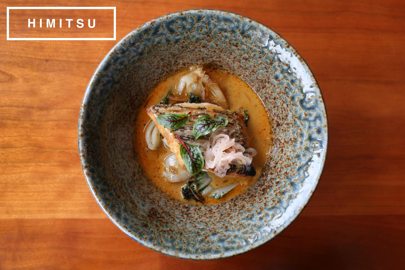 Himitsu is located at  828 Upshur St NW (Amanda Andrade-Rhoades/DC Refined)
