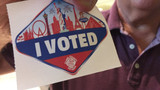 Over 37,000 Clark County voters turned out for day one of early voting, set record