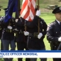 Grand Rapids Police Park Memorial dedicated on Thursday