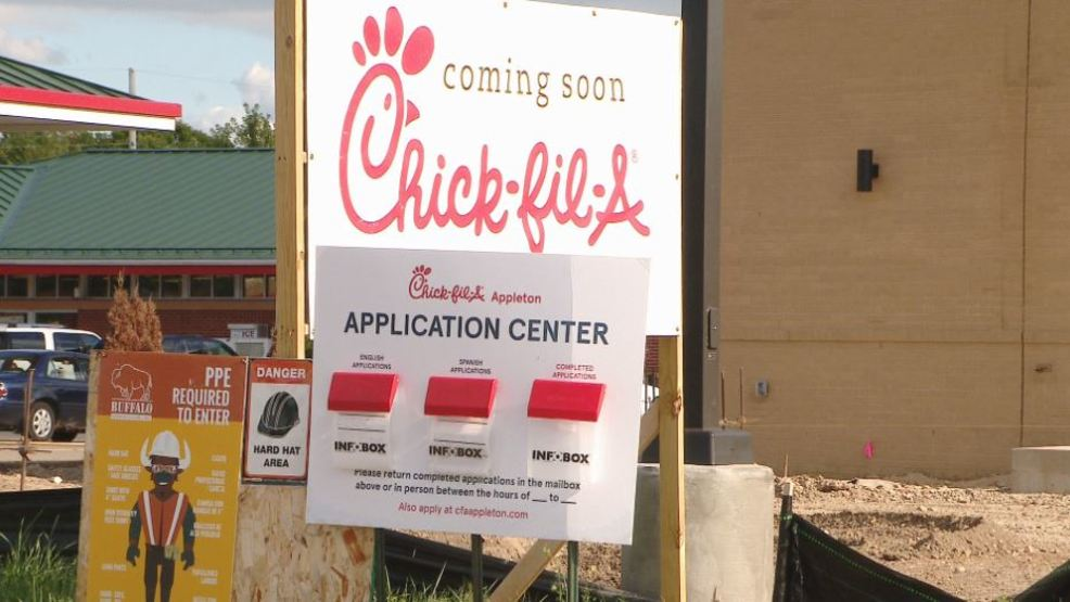 photo relating to Chick Fil a Printable Applications called Very low unemployment charges improve employing issues WLUK