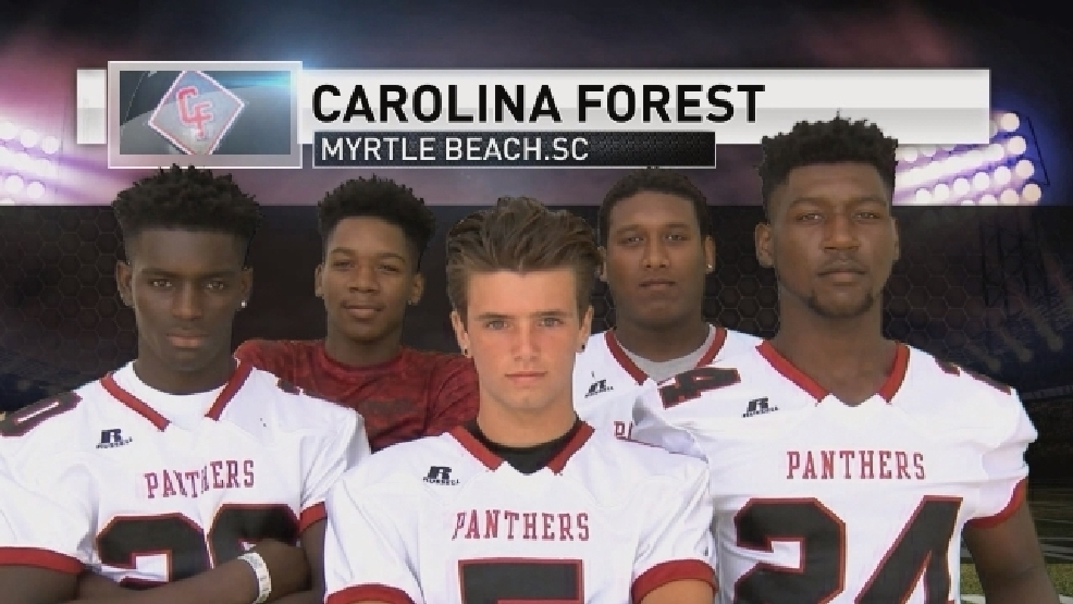 Carolina Forest 2015 Football Preview Wpde