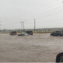 Amarillo police urge residents to stay inside as roads flood