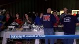 EMS workers honored at appreciation dinner