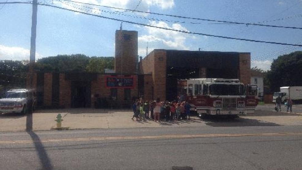 Blair County Fire Departments Participate In Fire