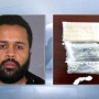 Man arrested in major drug seizure, charged with trafficking heroin, fentanyl