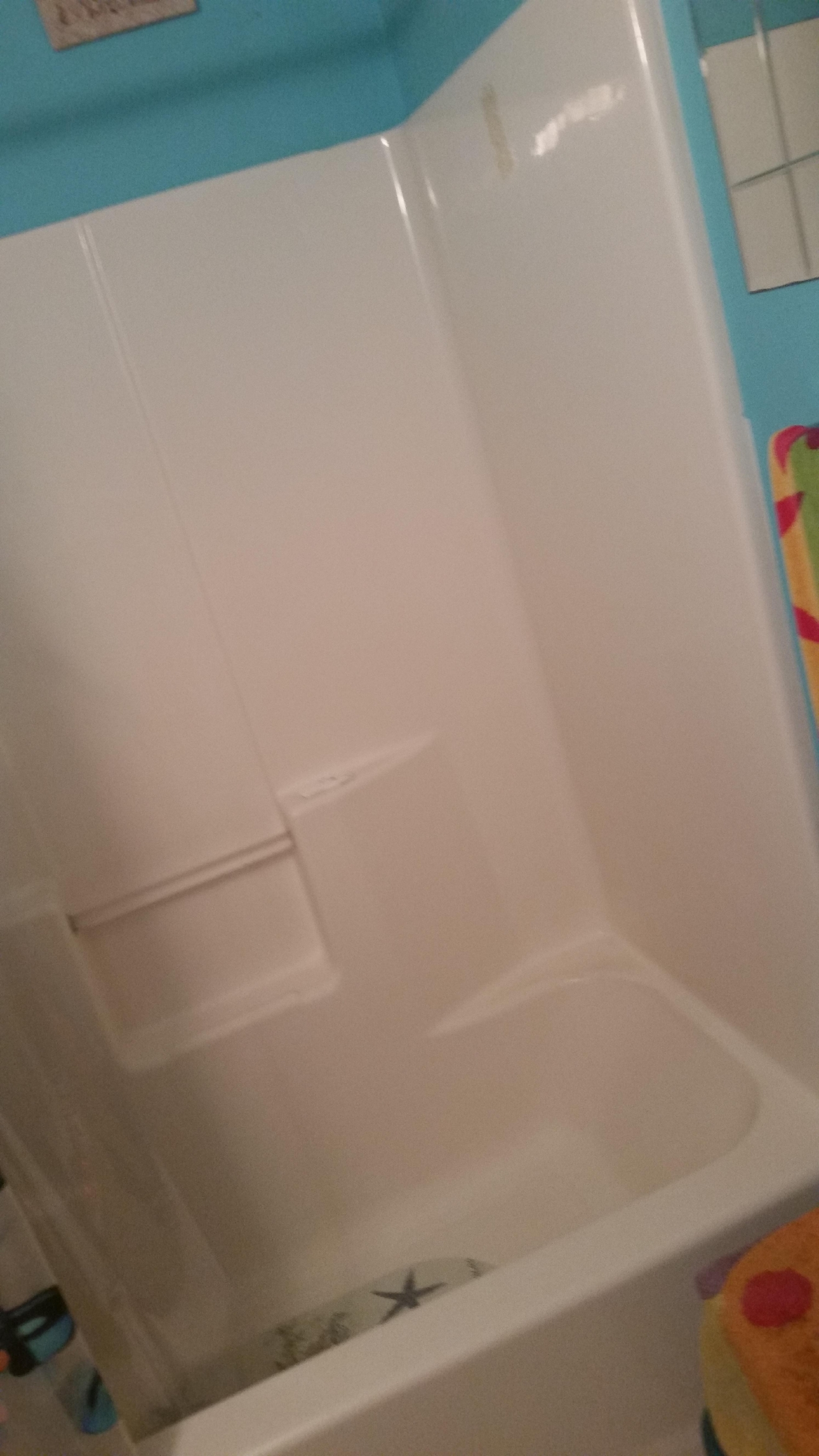 When we posted that our friends at Bath Fitter N.W. wanted to spruce up a viewer bathroom with a shower or tub upgrade - we weren't sure they response we'd get. But the photos have flooded in, all requesting that they be picked for Bath Makeover! Take a look at these viewer photos, and let us know who you think deserve the #BathUpgrade! (Image: Evelyn Stivers)