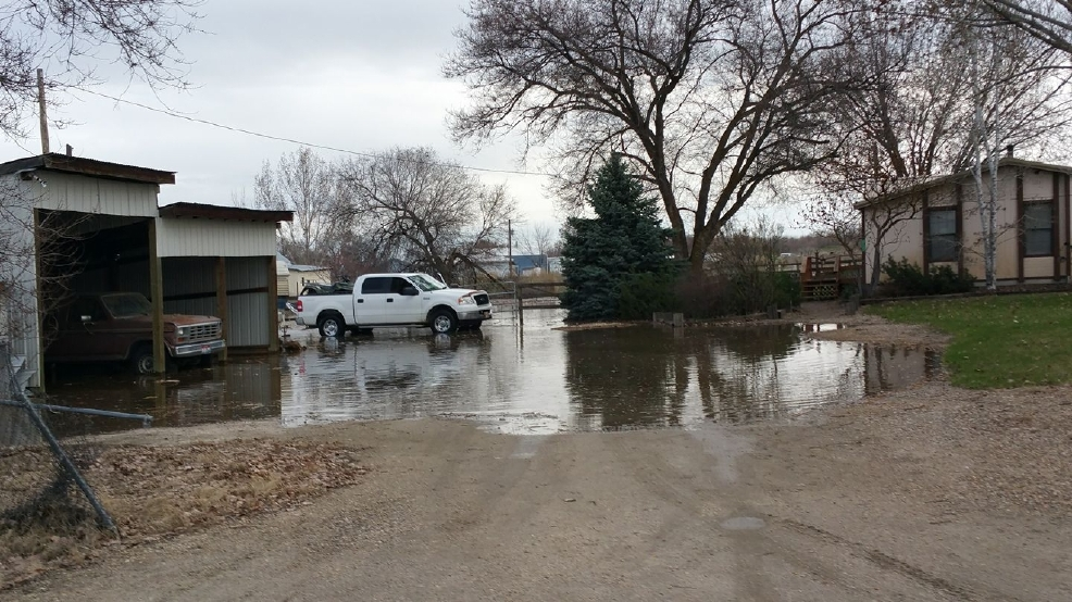 Photos: Payette River floods New Plymouth | KBOI