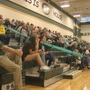 """Teal-Out"" games raise money during Ovarian Cancer Awareness Month"