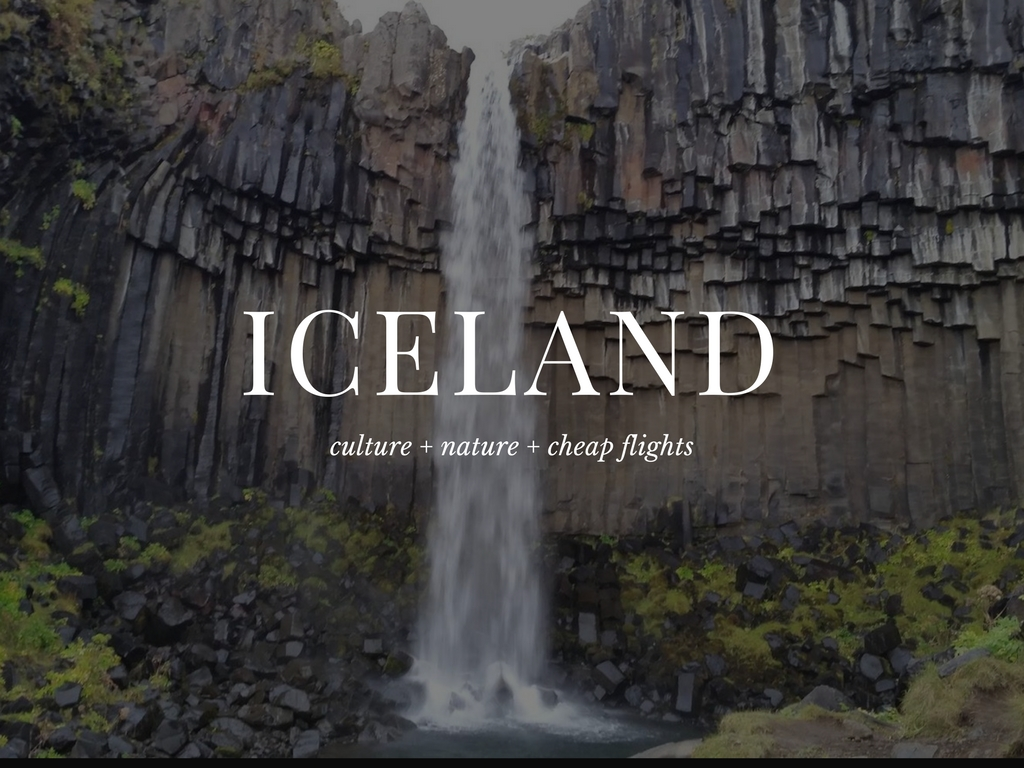 "<p>LOCATION: Iceland / MILES FROM CINCY: 3,014 / REASON TO VISIT: Because it's cheap. And, why not? Iceland Air's arrival at CVG means $99 flights to Reykjavík, and from there you can get almost anywhere in Europe, also for cheap. But why not stay a while? The colorful, toy-like houses that line Reykjavik's streets furnish a charming prelude to nights of boozy shenanigans. Then get out into the Icelandic countryside, which will quite simply leave you slack-jawed. This is the definition of a ""bucket list"" destination. / Image: Samantha Conover // Published: 1.26.18</p>"