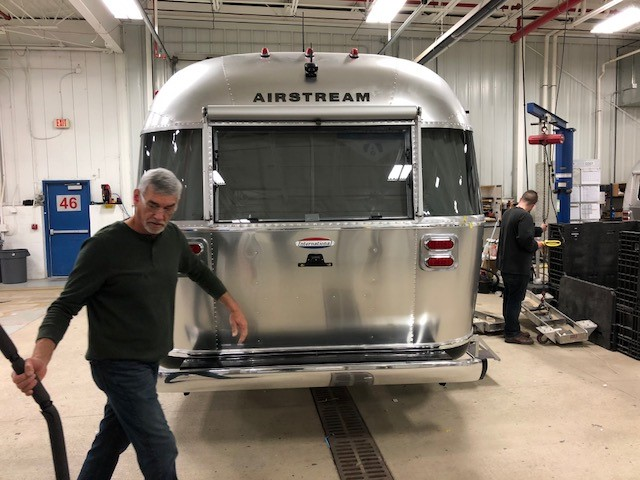Airstream expansion to increase production of travel trailers (WKEF/WRGT)