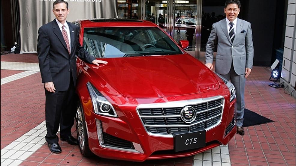 In Japan General Motors Has High Hopes Low Sales Kbak