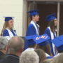 5 International Exchange Students graduate from Woodbury Central