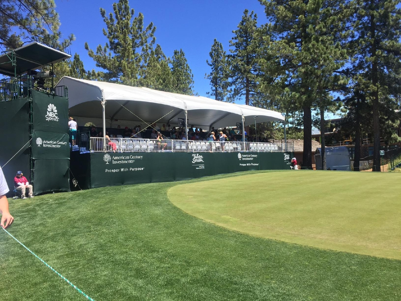 American Century Championship (Sinclair Broadcast Group)