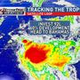 Harvey pushes west across the Caribbean; Watching Invest 92_L