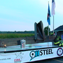 9/11 steel beam in Harrison as part of remembrance