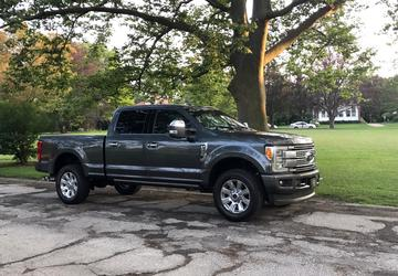 2017 Ford F-250 SuperDuty: Where capability meets luxury