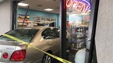 Car crashes into pharmacy in Montgomery County, fire officials say