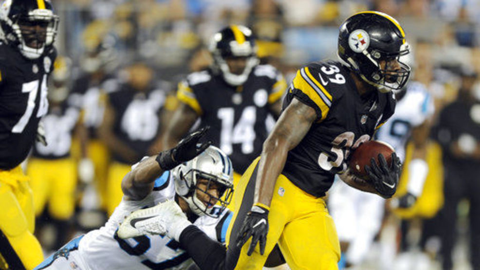 193a32972 Steelers win preseason finale over Panthers