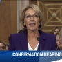 Betsy DeVos confirmation hearing underway