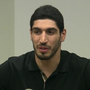 Thunder's Kanter talks airport detention, was scared he'd be sent back to Turkey