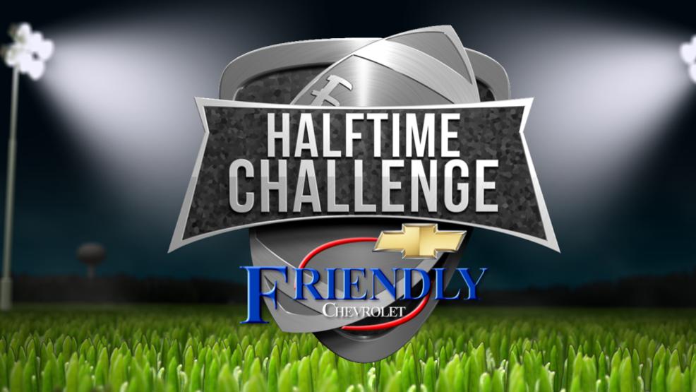 Friendly Chevrolet Halftime Challenge
