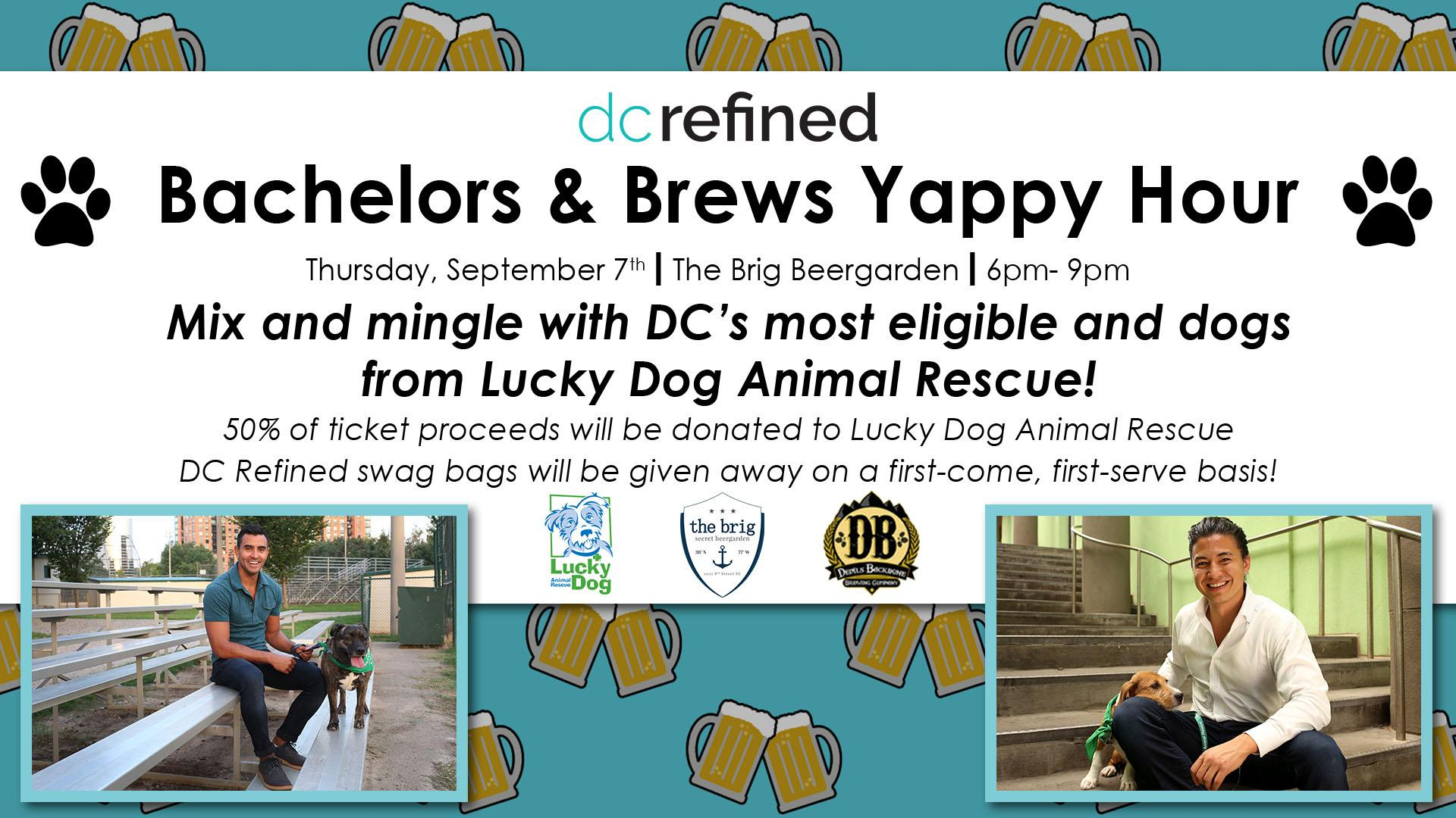 DC Refined Yappy Hour (DC Refined)
