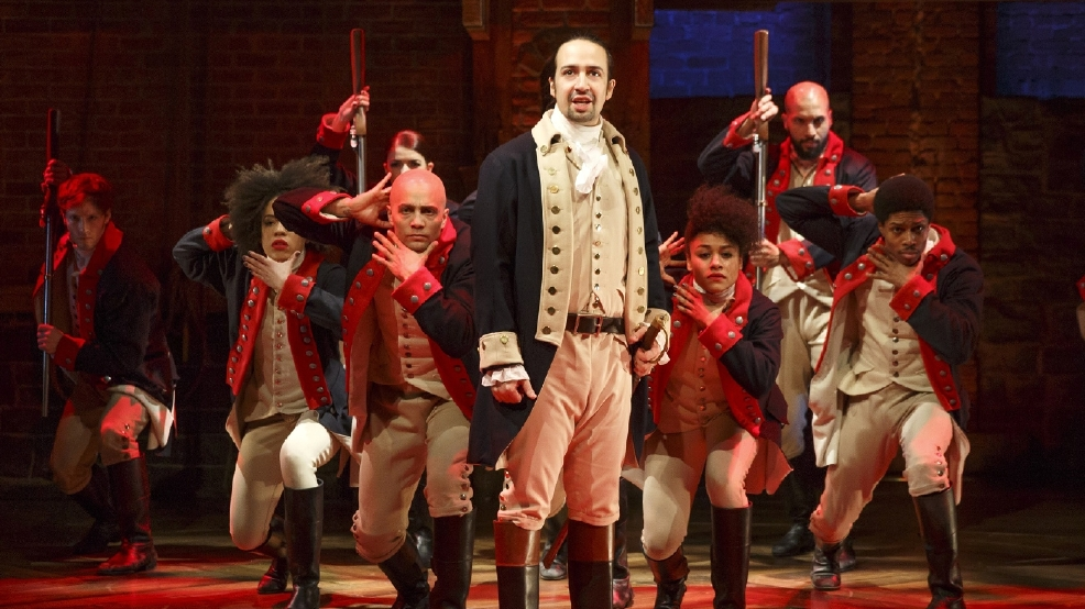 PBS 'Hamilton' special to have 15 minutes of show footage