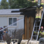 West Richland fire burns shed holding six propane tanks