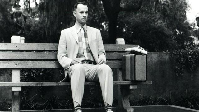 Forrest Gump opened on July 6, 1994. For the first 10 weeks of its release, it held the No. 1 position. The film remained in theaters for 42 weeks, earning $677,387,716 worldwide, making it the fourth-highest grossing film at that time.