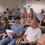 Residents take on new pot store at packed meeting