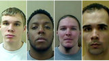 4 NC inmates face murder charges after prison workers killed