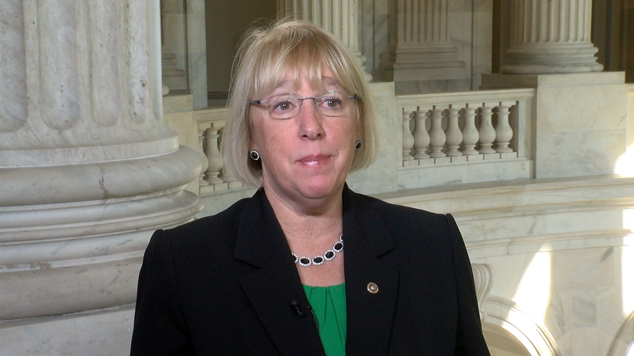 Sen. Patty Murray (D-WA) spoke to KOMO from Capitol Hill on Dec. 7, 2016. (SBG)