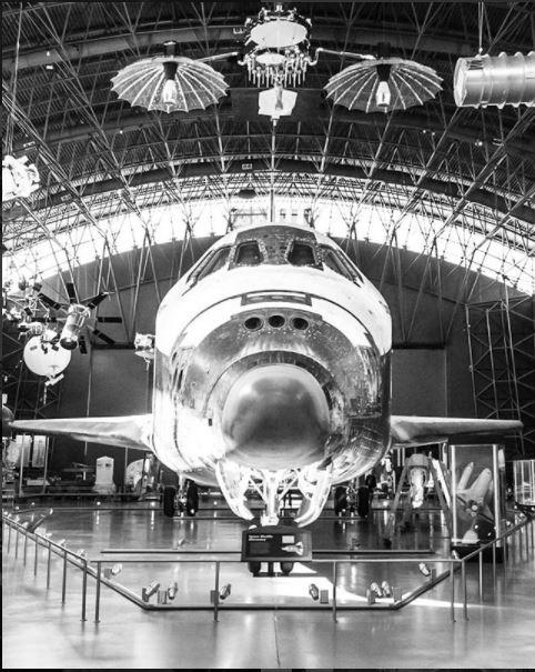 The most popular museums still have some unexpected coolness - the Air and Space Museum is always going to be a favorite. (Image via @nilex1517)<p></p>