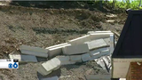 City, Stewart's investigating after retaining wall collapse in Troy